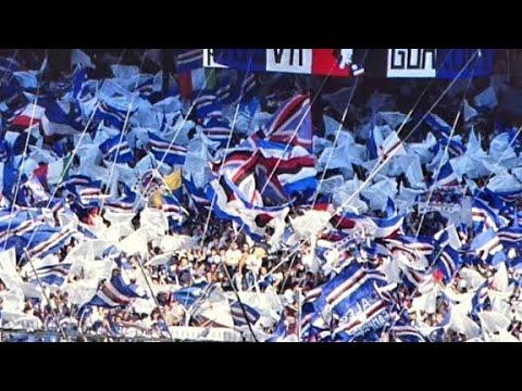 SAMPDORIA Genoa 1994 Scontri Terribili !