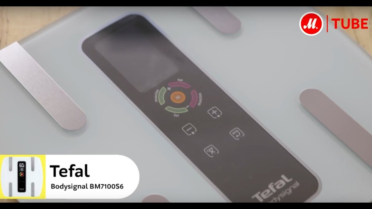 Весы tefal в интернет-магазине «м. Видео» представлены широким ассортиментом устройств. Весы tefal легко купить онлайн на сайте или по телефону 8 800 200 777 5, заказать доставку по указанному адресу или оформить самовывоз из магазина. Весы напольные tefal bodysignal bm7100s6. 5.