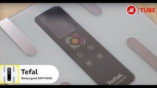 Как пользоваться интеллектуальными весами Tefal Bodysignal BM7100S6