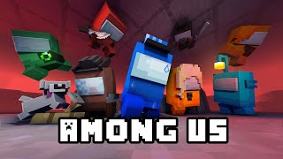 Among us Survival [Full part] - Minecraft Animation