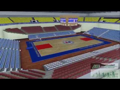 Philsport Arena Bleachers
