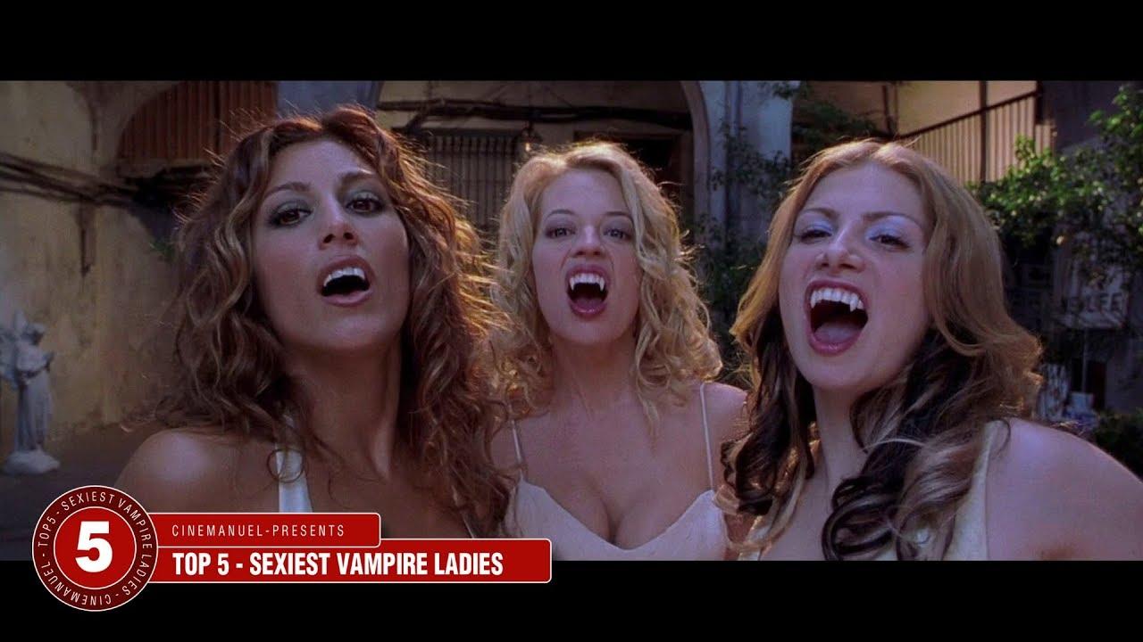 Вампира сексуально кино