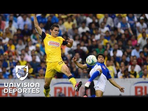 América también domina a Cruz Azul en la Copa MX