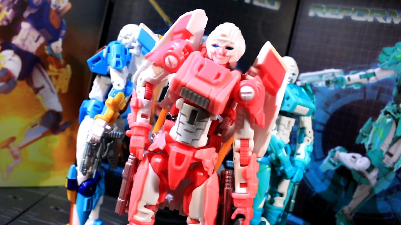 Transformers Arcee Mastermind Creations MMC Reformatted R-08 Azalea