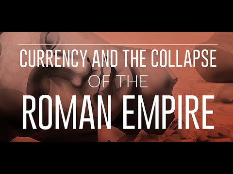 SILVER & COLLAPSE OF ROME