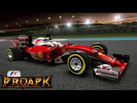 F1 2016 iOS / Android Gameplay