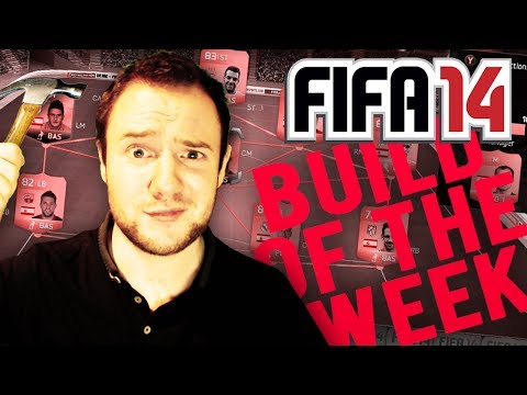 FIFA 14 || Build of the Week || Ep.2  || Budget SPANISH Builder! || + LIVEGAME