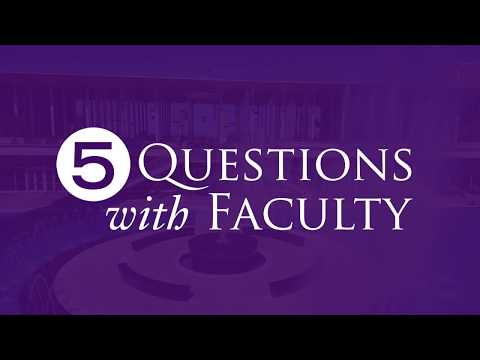 Five Questions with UAlbany Faculty: Ron Ladouceur