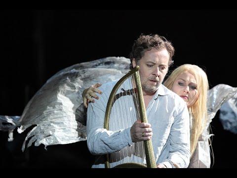 "Christian Gerhaher sings ""Possente spirto"" from Monteverdi's L'ORFEO"