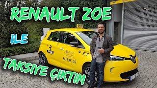 Doğan Kabak | Elektrikli Renault ZOE ile Taksiye Çıktım