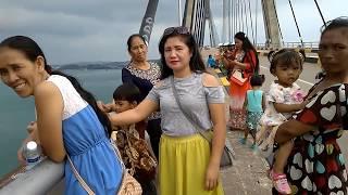 Video JEMBATAN BARELANG Batam Street Food download MP3, 3GP, MP4, WEBM, AVI, FLV Juli 2018