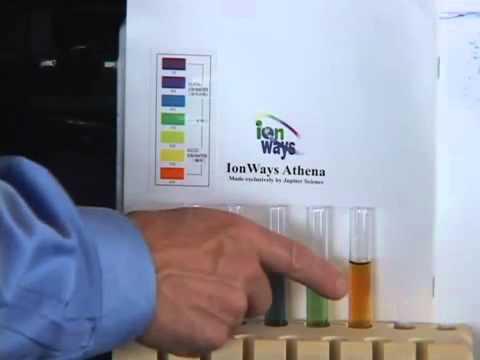 ionizator apa AlkaViva Athena JS 205 DVD montare , operare, utilizare