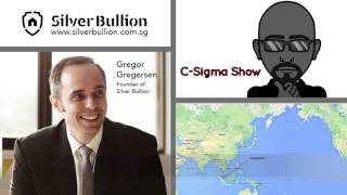 Gregor Gregersen Interview with Cardwell Lynch of the C-Sigma Show