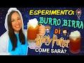 ESPERIMENTO: BURRO BIRRA DI HARRY POTTER (come sarà?) ESPERIMENTI CREATIVI || Iolanda Sweets