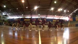 BEAT DANCE SCHOOL - BDCREW - JUVENIL 1st. PLACE - ZONA FREE DANCE 2015 CATEGORÍA URBANO