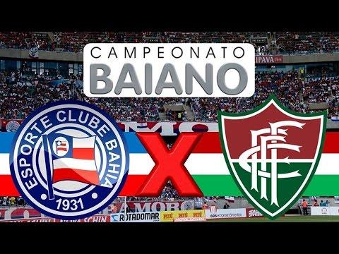 Bahia x Fluminense de Feira - 20/04/2016 | Campeonato Baiano 2016 ...