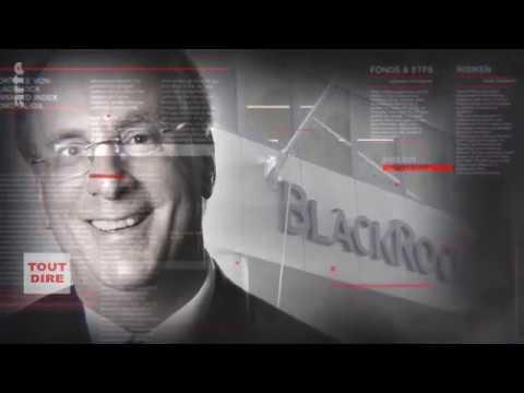 Le plus grand financier du monde BlackRock