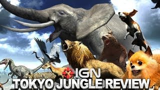Tokyo Jungle Review - IGN Review