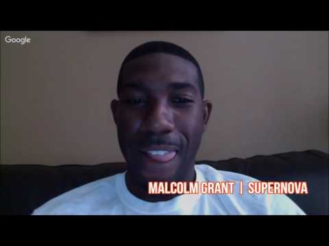 Malcolm Grant | Who Are Supernova | TBT 2016