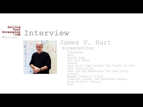 SYS 148: Screenwriter James V. Hart Talks About Mapping The Emotional Journey Of Your Characters