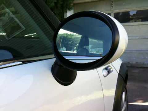 Led Turn Signal Mirror For Mini Cooper Youtube