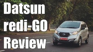 Datsun Redi Go Review & Test Drive - Price, Features, Interiors, Exteriors, Mileage, Space & Comfort