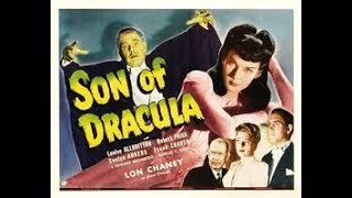 Son of Dracula Review