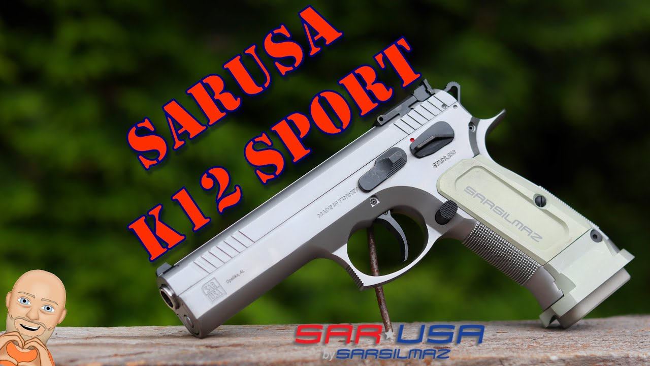 First Look at the Sar K12 Sport From Sar USA