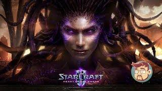 ПРОХОЖДЕНИЕ STARCRAFT 2 HEART OF THE SWARM НА СЛОЖНОСТИ ЭКСПЕРТ #3