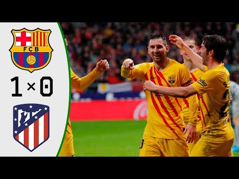 Ваrсеlоnа vs Atlеticо Маdrid 1-0  || Highlights & Goals Resumen & Goles 2019 HD