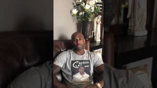 UFC Skottland: Posterboy Jimi Manuwa delar med sig av sina tips