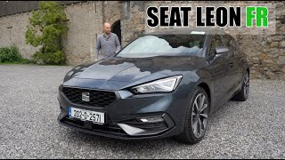 SEAT Leon FR 2020 review | The Golf gap is even smaller...