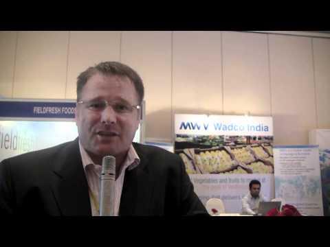 Tesco's Johnathan Sutton on Fresh Produce India