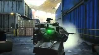 Телевизионный трейлер шутера Call of Duty: Black Ops 2