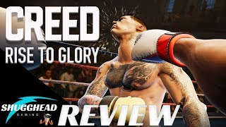 Creed Rise to Glory PSVR Review: Going the distance! | PS4 Pro Gameplay Footage