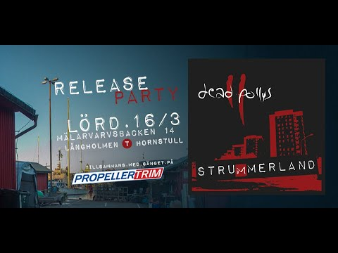Dead Pollys Releaseparty Strummerland Live