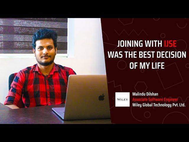 How to become a software engineer? Malindu said....