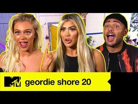 EP #1 SPOILER: The Geordie Squad Return To The Shore | Geordie Shore 20