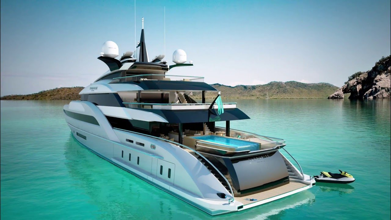 Turquoise Yachts 66m Final YouTube
