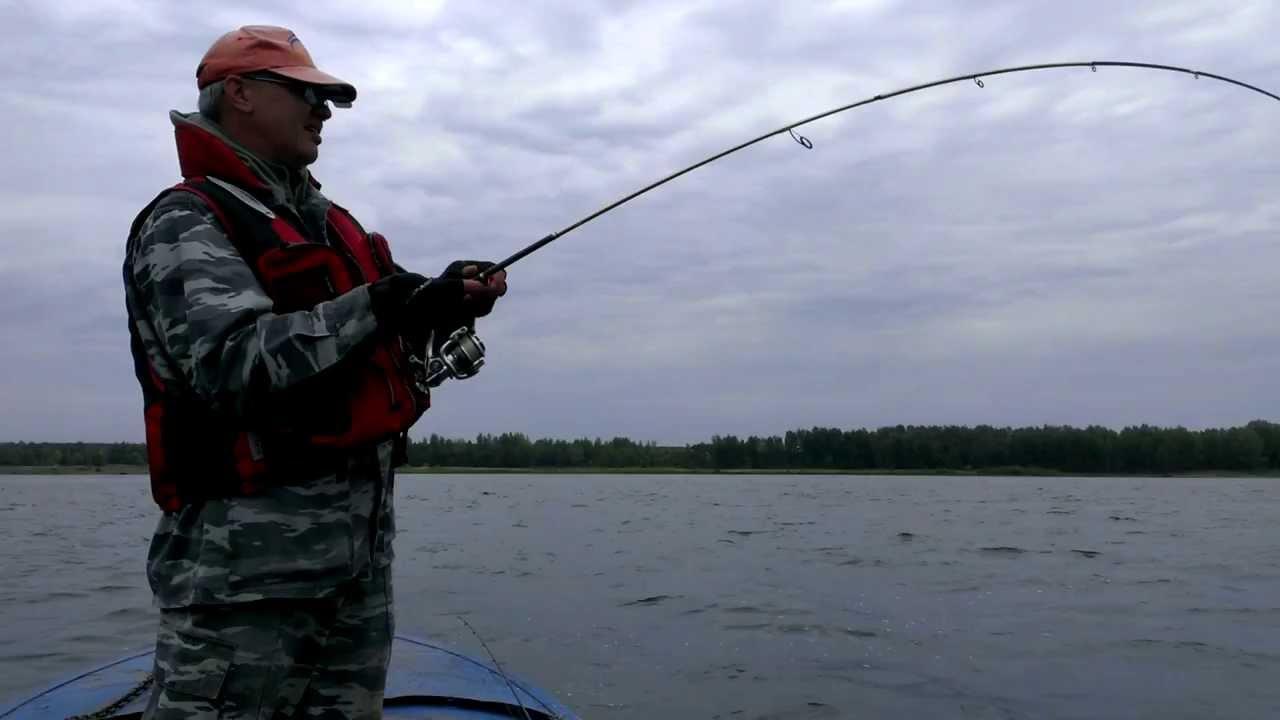 рыбалка в тарасово