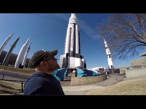 Space & Rocket Center ~ Huntsville, Alabama