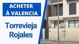 Construction neuve de villa à vendre en Espagne à Rojales (Torrevieja - Costa Blanca)