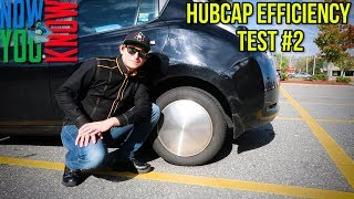 Nissan Leaf Hubcap Efficiency Test #2!
