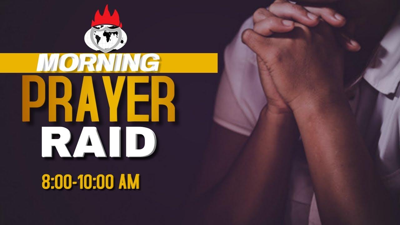 Winners' Chapel Morning Prayer Raid 3rd November 2020