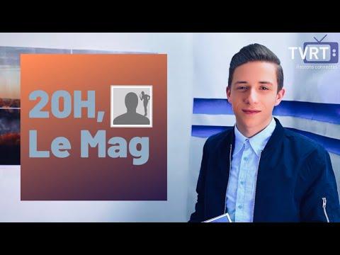 20H, Le Mag (Première édition)