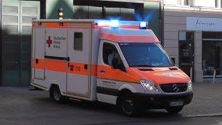 Alter Bayern-RTW│LHF 3500 ► Berliner Feuerwehr + RTW DRK 7200/1 - FW 3500 - Ranke
