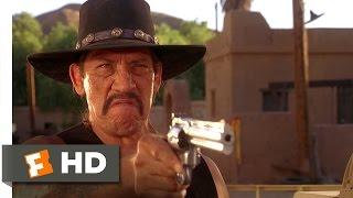 Delta Farce (9/9) Movie CLIP - Larry Lays Out Santana (2007) HD