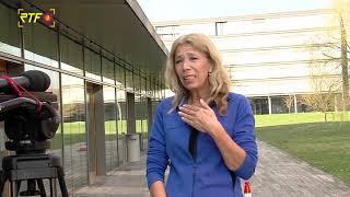 Fieberambulanz - Container auf Festplatz sollen Kliniken entlasten