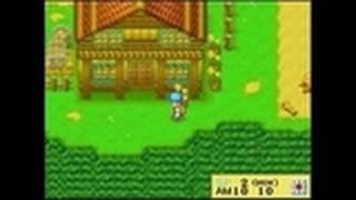 Harvest Moon DS Nintendo DS Gameplay_2006_08_10