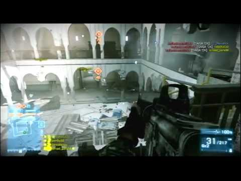 BF3-Conquest Domination On Donya Fortress.